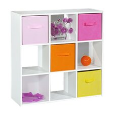 Buzz 9 Children's Bookcase