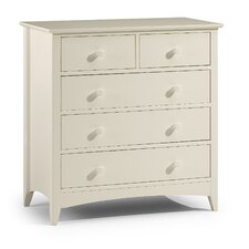 Tulipa 3 + 2 Drawer Chest