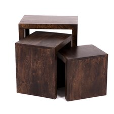 Mercia 3 Piece Nest of Tables