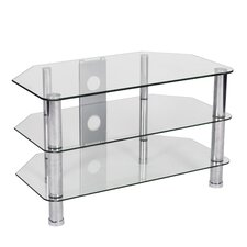Angla Glass TV Stand