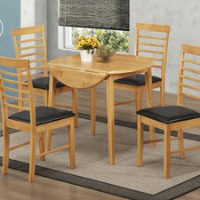 Bluebell 5 Piece Drop Leaf Dining Set