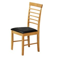 Bluebell Solid Oak Dining Chair (Set of 2)