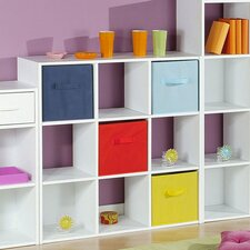 Buzz 9 Compartment Shelves Unit