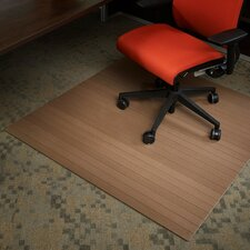 Composite Hard Floor Straight Edge Chair Mat