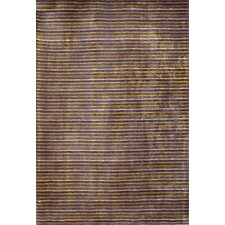 <strong>Foreign Accents</strong> Urban Journey Forest Brown Rug