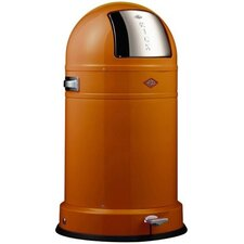 "40L Treteimer ""Kickboy Classic Line"" in Orange"