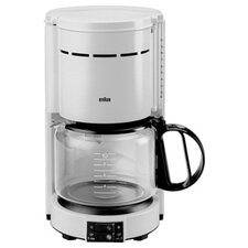 Kaffeeautomat KF 47 Aromaster Plus in Weiß