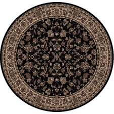 Castello II Black Rug