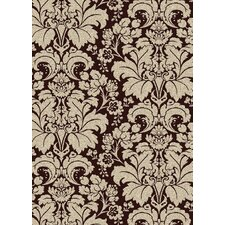 <strong>Radici USA</strong> Bella Damask Brown/Pearl Rug