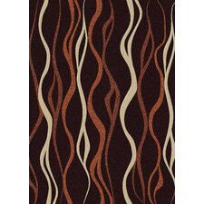 Bella Brown/Copper Reeds Rug