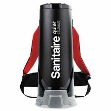 Sanitaire® Quiet Clean HEPA Back-Pack Vaccum