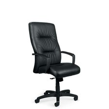 Majestic High-Back Office Chair with Arms