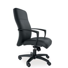Sequel High-Back Office Chair with Arms
