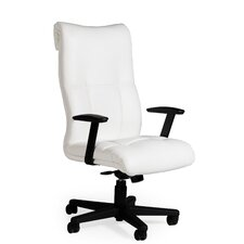 <strong>La-Z-Boy</strong> Orians Modern High-Back Office Chair with Arms