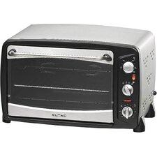 1600W Antihaft-Back & Grill Ofen