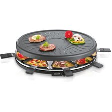 "24.45Runder Raclette-Grill ""RG 2681"""