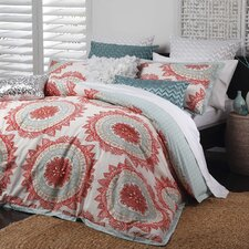 Cabo Quilt Cover Set