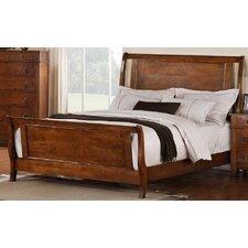 <strong>Sunset Trading</strong> Phoenix Sleigh Bed