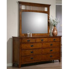 Tremont 9 Drawer Dresser
