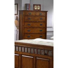 Tremont 6 Drawer Chest