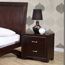 Radcliff 2 Drawer Nightstand
