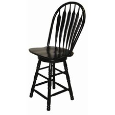 "<strong>Sunset Trading</strong> Sunset Selections Dining 24.25"" Swivel Bar Stool"