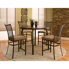 <strong>Sunset Trading</strong> Casual Dining 5 Piece Counter Height Dining Set