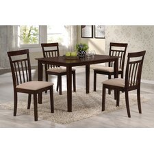 <strong>Sunset Trading</strong> Echo 5 Piece Dining Set