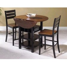 Casual Dining Quincy Pub Table with Optional Stools