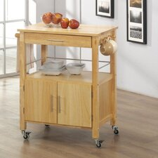 <strong>Sunset Trading</strong> Vancouver Kitchen Cart