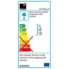 LED-Deckenleuchte Venta