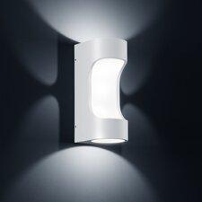 LED-Außenwandleuchte 2-flammig Roc 44