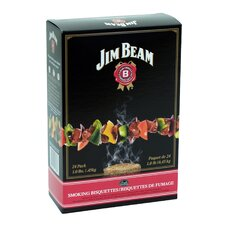 Jim Beam Flavor Bisquettes (Set of 24)