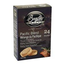 Pacific Blend Flavor Bisquettes (Set of 24)