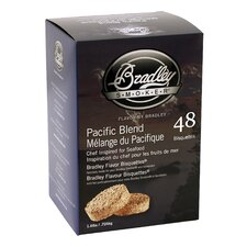 Pacific Blend Flavor Bisquettes (Set of 48)