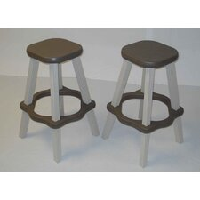 "<strong>Leisure Accents</strong> 26"" Barstool (Set of 2)"