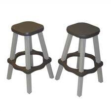 "26"" Patio Barstool (Set of 2)"