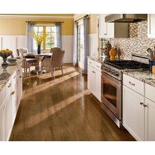"""Prime Harvest 5"""" Solid Oak Flooring in Blackened Brown"""