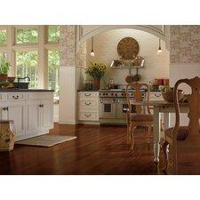 "Global Exotics 3-1/2"" Engineered Exotic Flooring in African Mahogany Natural"