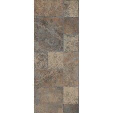 Stones & Ceramics 8.3 mm Tile Laminate in Weathered Way Roman Grey