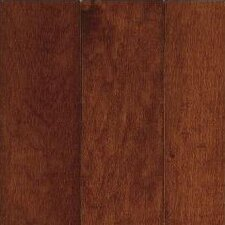 "Sugar Creek Strip 2-1/4"" Solid Maple Flooring in Cherry"