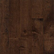 "Heritage Classics 5"" Engineered Maple Flooring in Adirondack Brown"