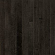 "Sugar Creek Plank 3-1/4"" Solid Maple Flooring in Midnight"