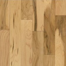 "Sugar Creek Plank 3-1/4"" Solid Maple Flooring in Country Natural"
