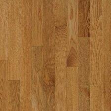 "Kingsford Strip 2-1/4"" Solid White Oak Flooring in Sahara"