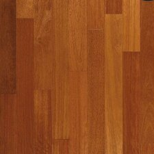 "The Valenza Collection 3-1/2"" Engineered Kempas Flooring in Natural"