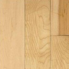 "Sugar Creek Strip 2-1/4"" Solid Maple Flooring in Country Natural"