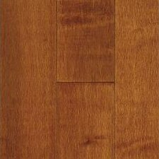"Sugar Creek Strip 2-1/4"" Solid Maple Flooring in Cinnamon"