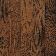"Heritage Classics 5"" Engineered Red Oak Flooring in Redwood"
