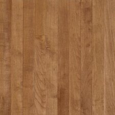 "Sugar Creek Strip 2-1/4"" Solid Maple Flooring in Toasted Almond"